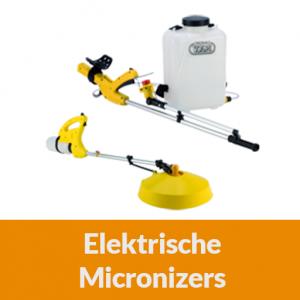 Elektrische Micronizers